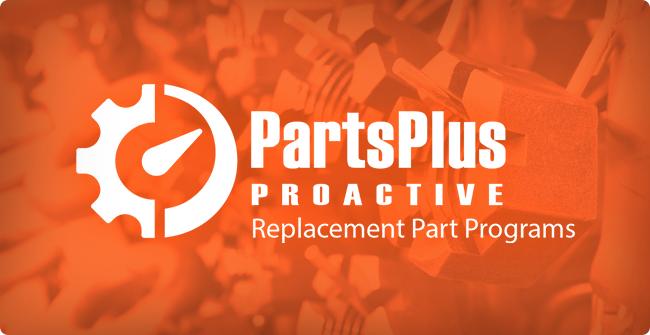 Proactive Parts Kits