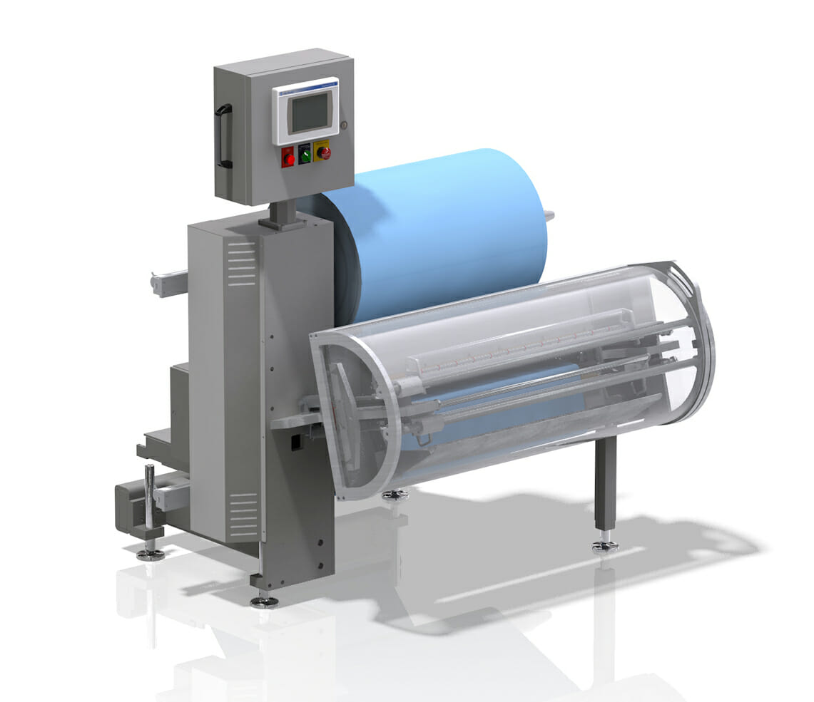 Shrink Wrapping Film Splicer